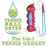 Tennisball- Trockner - 4 -in-1 Tennis Zubehör - AlsBestes Tennis