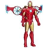 Marvel Titan Helden Serie Iron Man Figur mit Hoverpack