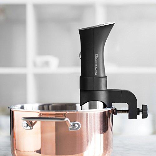 Sous-Vide-Stick Henry von Springlane Kitchen 800 Watt Niedrigtemperatur-Garer mit LED Display, Umwälzpumpe und Abschaltautomatik - 3