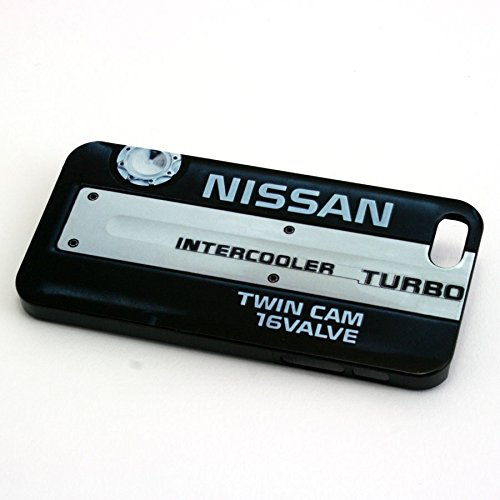 iPhone 5 Nissan SR20DET funda negro - 240sx s14a Pulsar GTiR Turbo importadores sr20