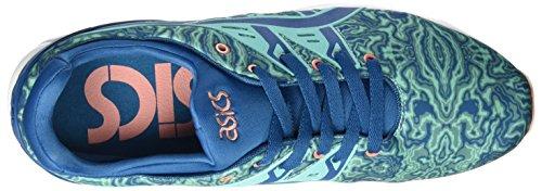 Asics Unisex-Erwachsene Gel-Kayano Trainer Evo Gymnastik, Blau Blau (King Fisher/Sea Port)