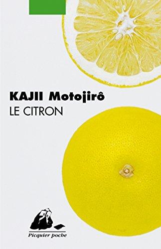 Le citron par Motojirô Kajii