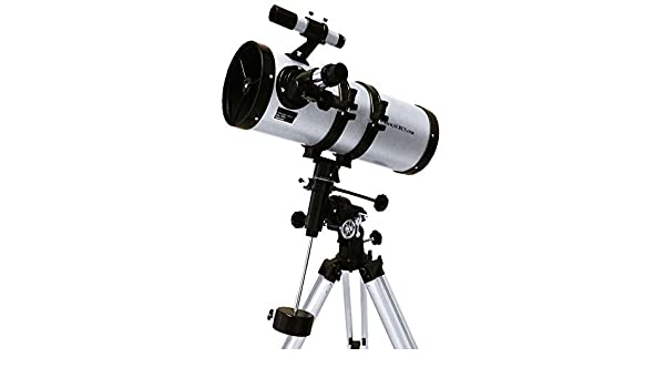Seben big boss 1400 150 eq3 reflector telescope big: amazon.in