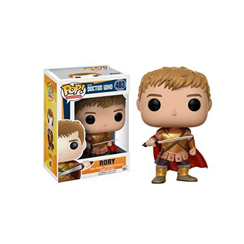 funko pop doctor who FunKo 14356–Doctor Who Pop Vinyl Figure 483Rory–Limited Edition, 9cm
