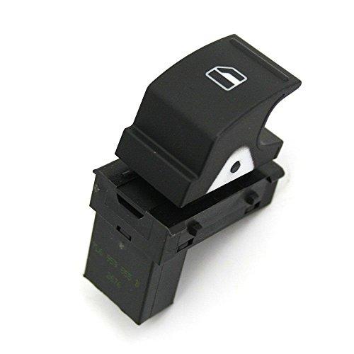 Original VW / Seat Fensterheber Schalter 1-fach Betätigung schwarz 7L6959855B REH