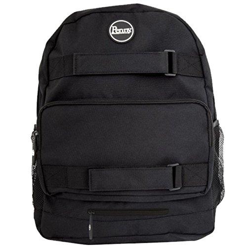 Penny Skateboards Pouch Backpack / Bag - All Black