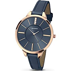 Sekonda Editions Navy Strap Ladies Fashion Watch 2248