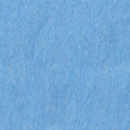 50 Bögen exklusives Seidenpapier SatinWrap, ca. 50 x 75 cm, farbecht, ph-neutral, umweltfreundlich, recyclebar (pacific blue) (Pacific Bögen)