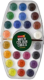 Camel Student 24-Shade Water Color Paint Cake Set