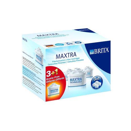 Preisvergleich Produktbild BRITA Maxtra Filterkartusche 4 St