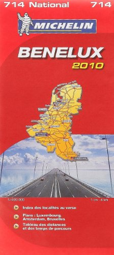 Benelux par Michelin