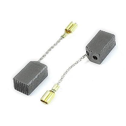 a13061300ux0352 escobillas de carbón para Dewalt 100 amoladora angular, 14mmx8mmx7mm, Par, gris,,