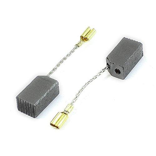 41wl8M84VcL - a13061300ux0352 escobillas de carbón para Dewalt 100 amoladora angular, 14mmx8mmx7mm, Par, gris,,