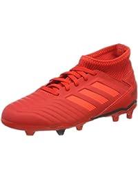 new product f856c 1d3f0 adidas Predator 19.3 Fg J, Scarpe da Calcio Unisex – Bambini