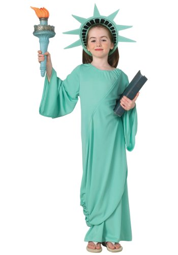 Rubies Statue of Liberty-Small (4-6) by Rubie's Costume Co