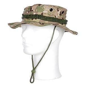 Airsoft FOSTEX chapeau de brousse multicam