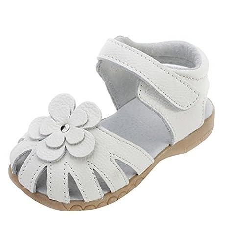 Sandale Enfant - Oderola sandales en cuir Bout Fermé enfant,Bébé