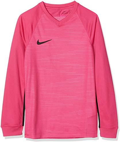 Nike Kinder Tiempo Premier Trikot, Rosa (Vivid Pink/Black), S