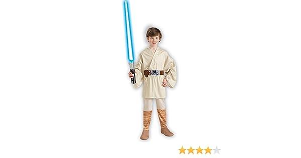 Luke Skywalker Kostüm Kinder Gr. 116-146, Größe:L: Amazon.de: Spielzeug