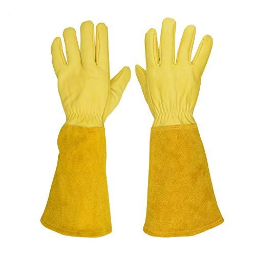 Sicherheitshandschuhe Arbeitsschutzhandschuhe Für Den Gartenbau Stichfeste, Lange Schnitthandschuhe