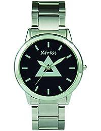 XTRESS Reloj Analógico para Hombre de Cuarzo con Correa en Acero Inoxidable XAA1032-17
