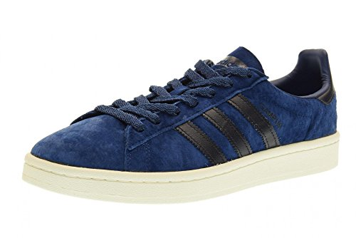 adidas Scarpe Uomo Sneakers Basse BB0087 Campus Taglia 41 1-3 Blu