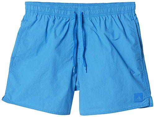 Adidas SOLID SL Pantaloni Corti, Blu, XL