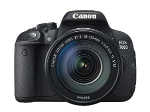Canon EOS 700D Digital SLR Camera 18MP FULL HD + EF-S 18-135mm IS STM