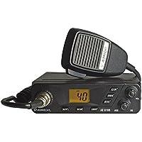 Albrecht ae-6199Kompaktes Mehrkanal-CB-Radio mit mehreren Regionen