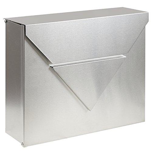 Hartleys cassetta postale per esterni acciaio inossidabile 304