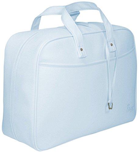 Garessi M12 08, Bolso maleta de maternidad, Celeste