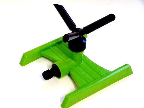 Seiler WILLY WIRBELWIND Qualitäts RASENSPRENGER Sprinkler