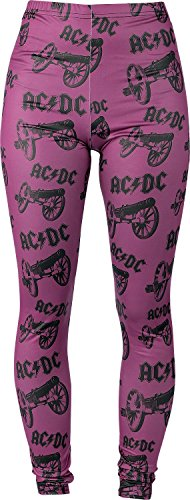 AC/DC For Those About To Rock Leggings viola S