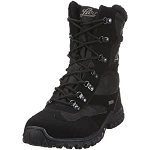 Lico Saskia, Women's Snow Boots Snow Boots, Black (Black/Grey), 5.5 UK (39 EU)
