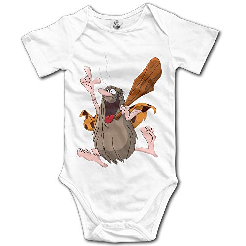 Captain Caveman Baby Onesie Romper - 1 to 18 months available