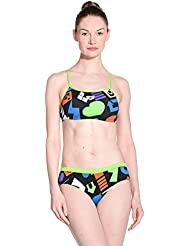 Arena W Icon Two Pieces de bikini – Bañador para mujer, Women Swimsuit – 40 ITA – 34 de – 36 fr