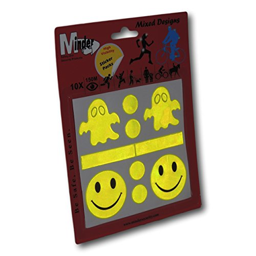 eposgear-minder-reflective-high-visibility-hi-viz-road-safety-reflector-sticker-packs-smileys-emojis