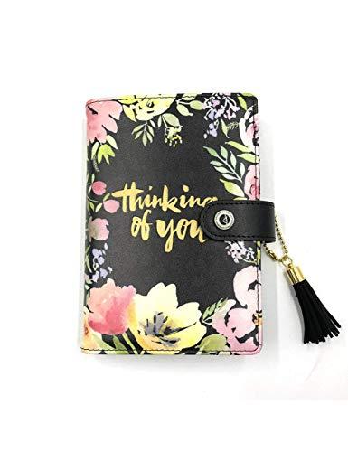 BJYG Copertina per diario di Agenda per Notebook in Pelle per Agenda giornaliera A6 Japan Trends School Stationery, A