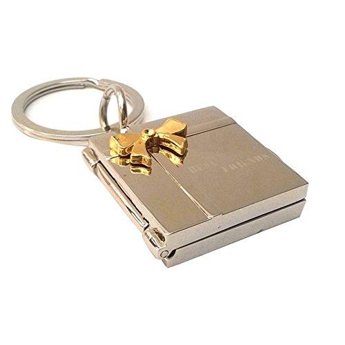 MGP Fashion Photo Frame Metal Key Chain