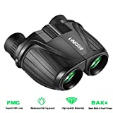 10X25 Mini Compact Binocular High Power Low Light Waterproof Lightweight Adult Binocular Telescope