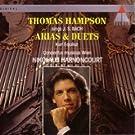 Thomas Hampson singt Bach-Arien