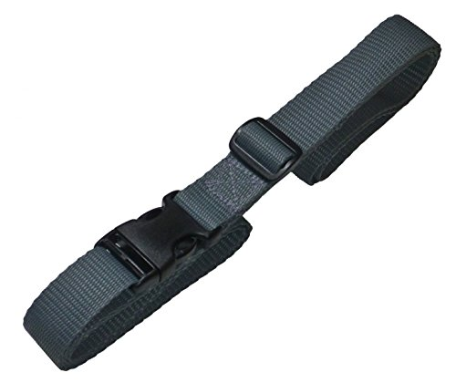 benristraps-25mm-strap-with-quick-release-buckle-and-length-adjuster-1-metre-grey