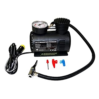 Autonik 114020 Air Compressor 12 Volt 18 Bar