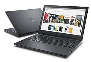 Dell 15 3543 5th Gen i3-5005U 4GB RAM 1TB HDD Touch HD (1366x768) Windows 8.1 Black DVDRW Intel(R) HD Graphics 5500 ...
