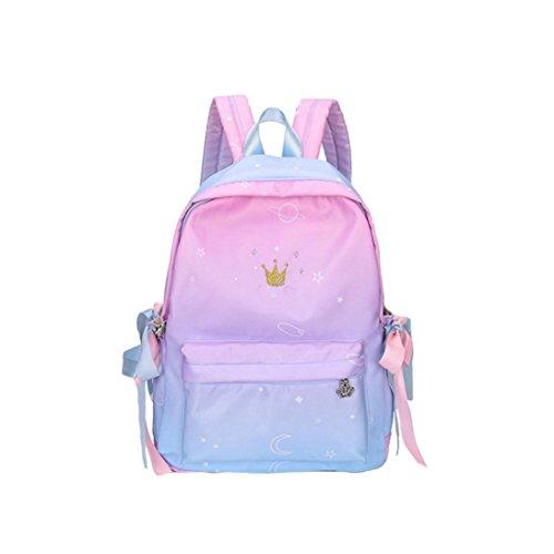 greatfun Kleinkinder School Tasche Druck Kids Rucksack Baby Mädchen Jungen Lunch-Boxen Tragetasche Oder Vorschule Kindergarten Buch Taschen