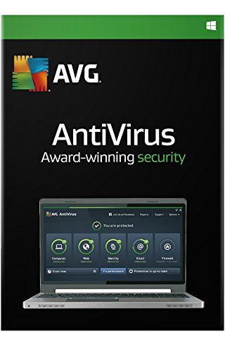 AVG AntiVirus 2016 - 3 User 2 Year (PC)