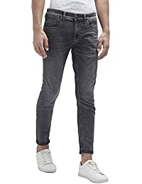 BUFFALO Men's Tapered Fit Skinny Jeans