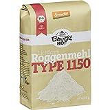 Bauckhof Lichtkorn-Roggenmehl Type 1150 (1 kg) - Bio