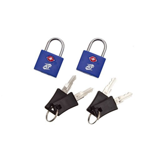 American Tourister Blue Luggage Lock (Z19 (0) 01 004)