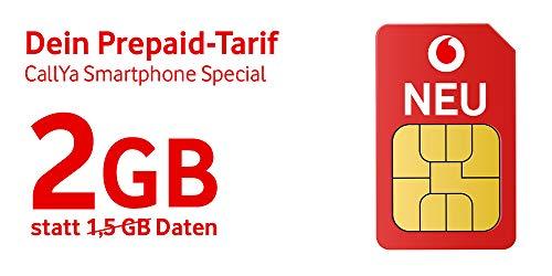 Vodafone Freikarte (CallYa Smartphone Special) (Vodafone Sim-karte)